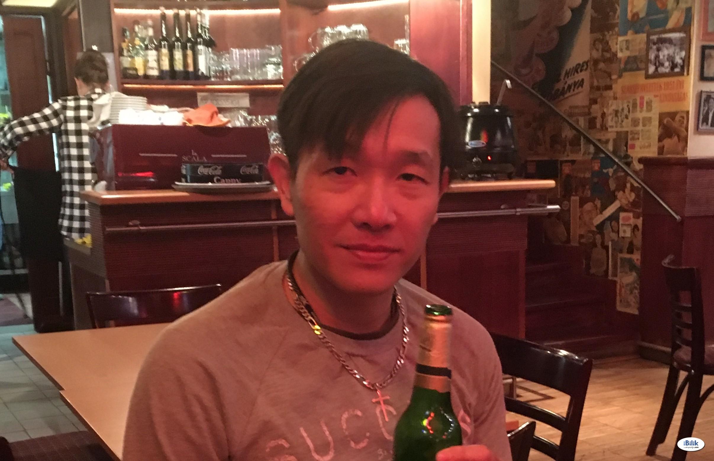 Lawrence Chang Huey Haur