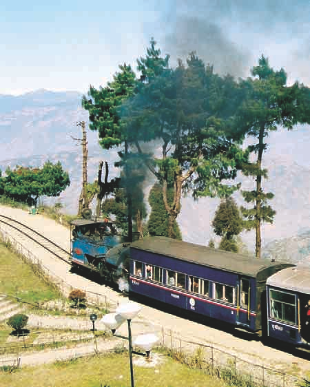 Darjeeling Himalayan Railway, UNESCO world heritage site