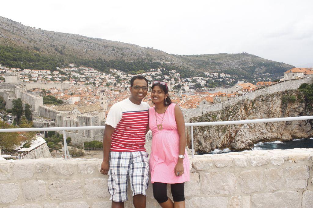 Old City of Dubrovnik,Croatia