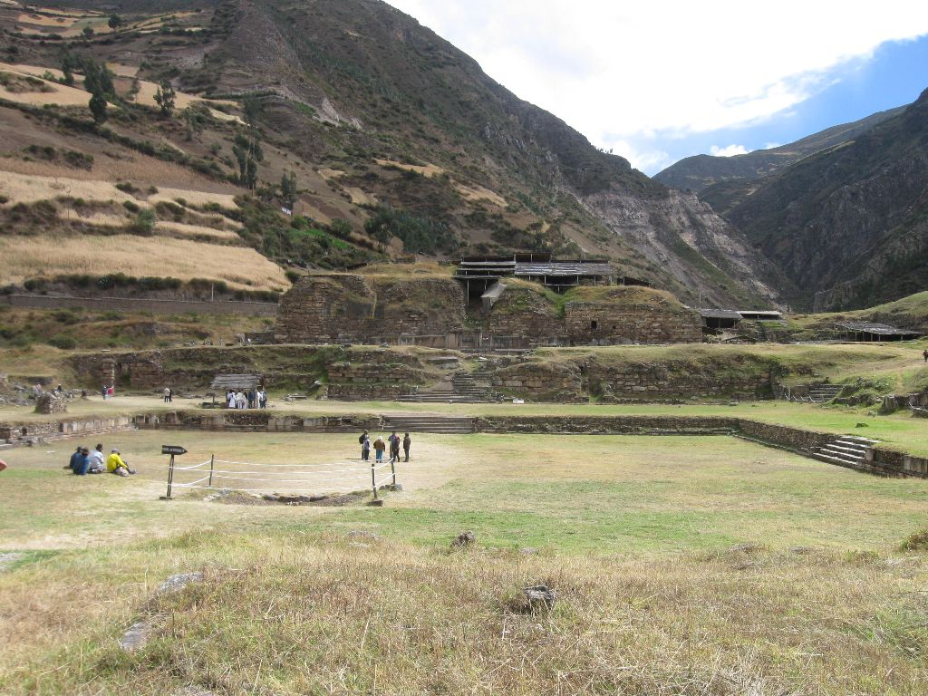 Chavin de Huantar