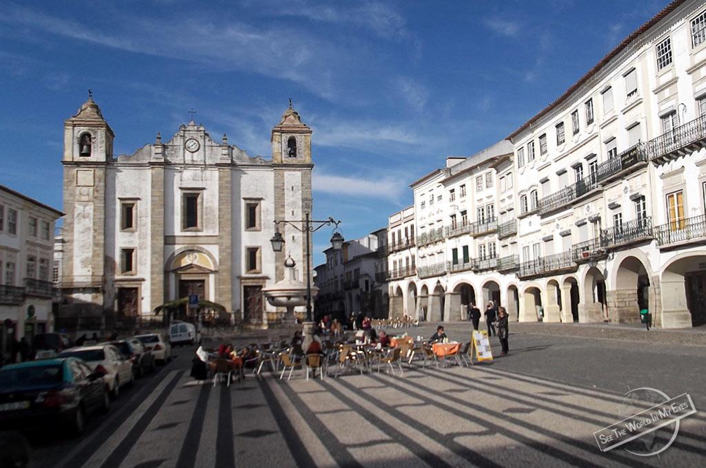 Historic Centre of Évora Dennis Kopp