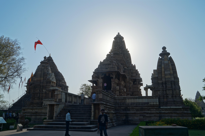 Khajuraho Group of Monuments - India prasun bheri