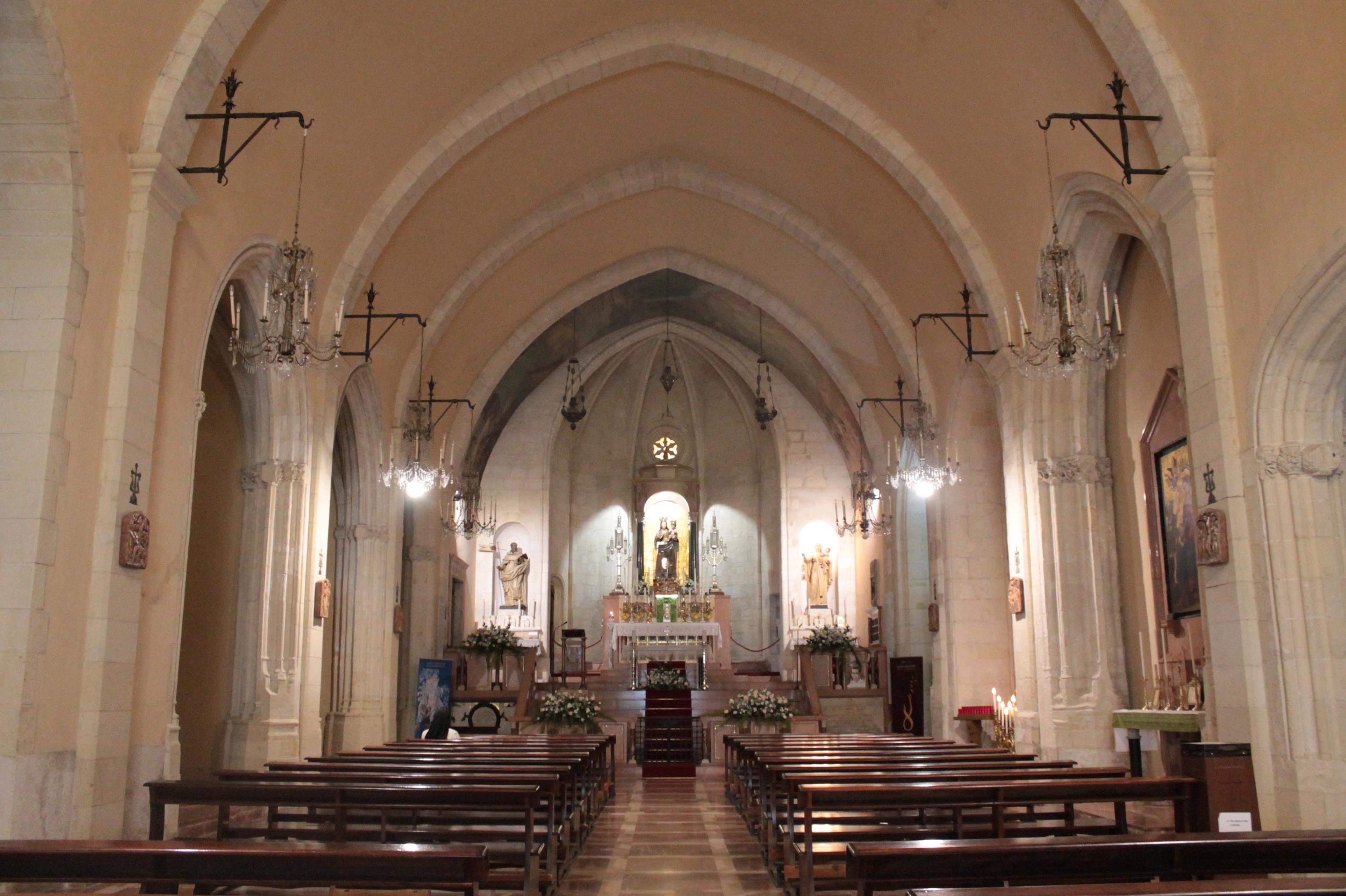 sanctuary of bonaria cagliari