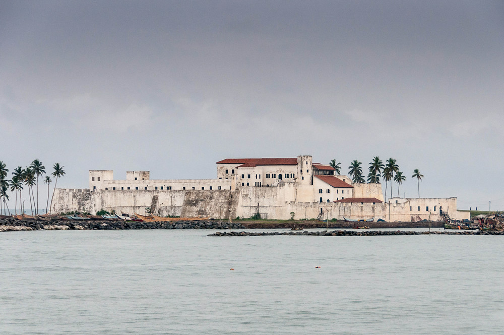 Forts and Castles, Volta, Greater Accra, Central and Western Regions - Ghana Gary Arndt