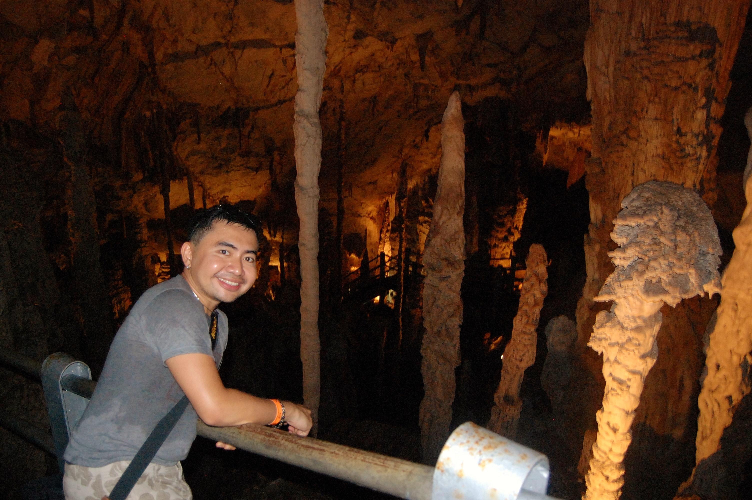 A Courtesy Call inside the King's Chamber Gunung Mulu National Park - Malaysia Bernard Joseph Esposo Guerrero