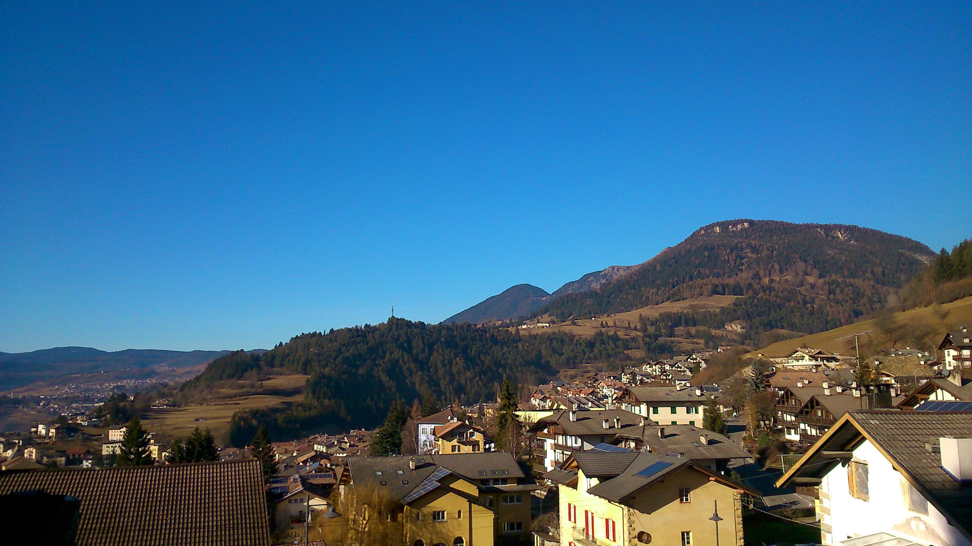 Dolomites in Val di Fiemme