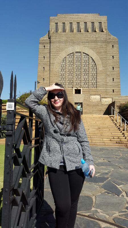 Voortrekker Monument - Pretoria, South Africa