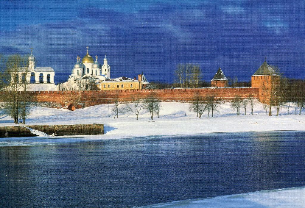 Novgorod and its surroundings