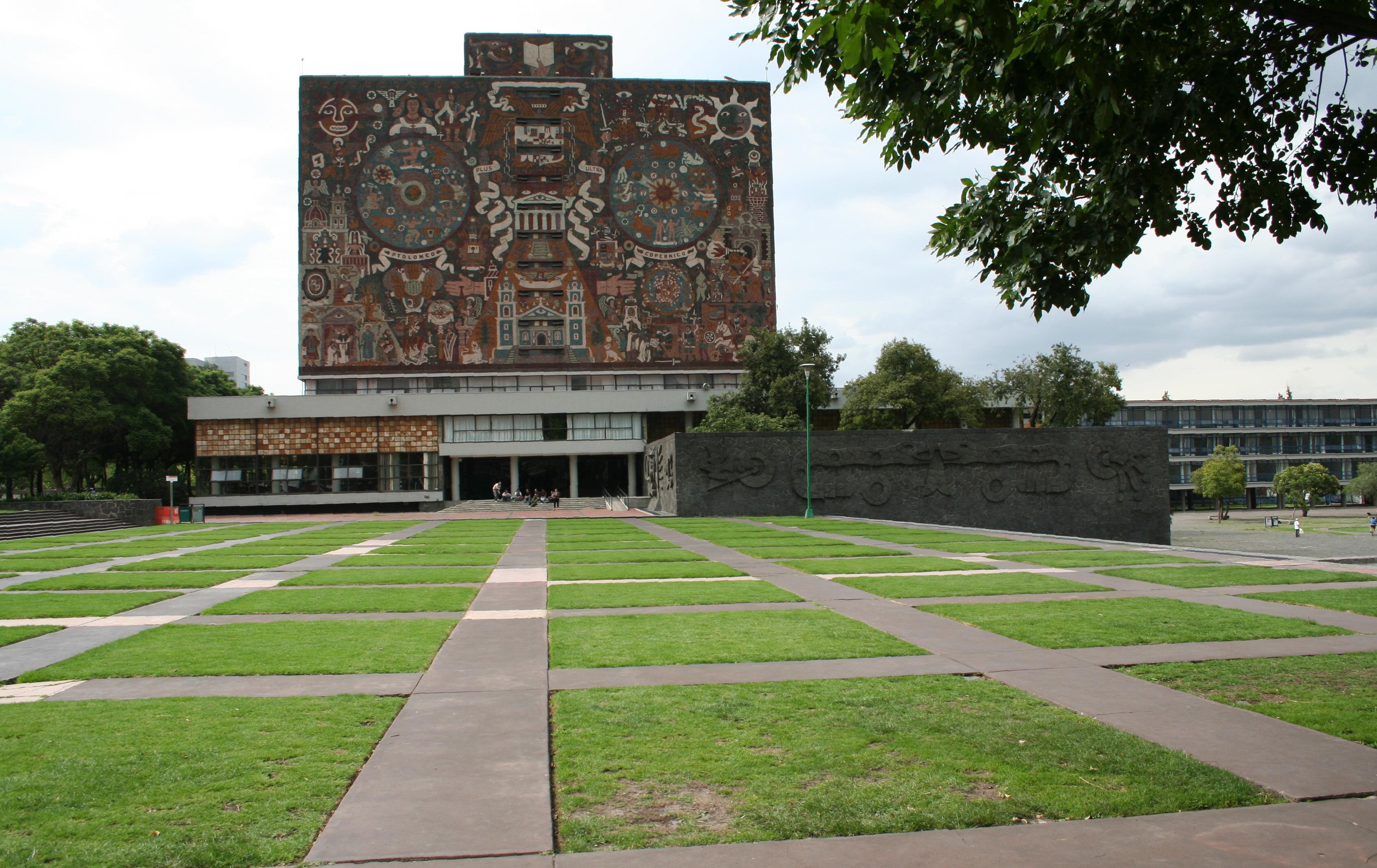Central University City Campus of the Universidad Nacional Autónoma de México (UNAM)