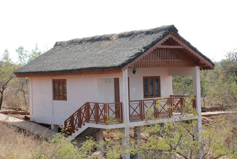 Blackbuck resorts
