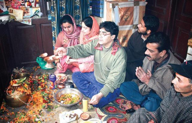 Shivratri in Kashmiri Style - Make Heritage Fun!