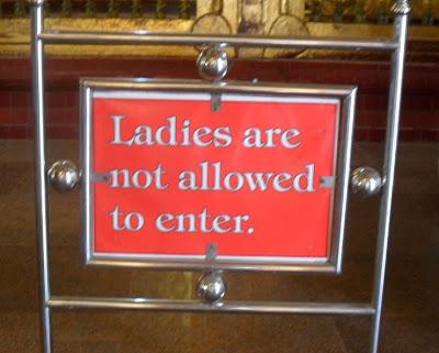 ladies-are-not-allowed-to-enter-sign-maha-myat-muni-paya-mandalay-myanmar