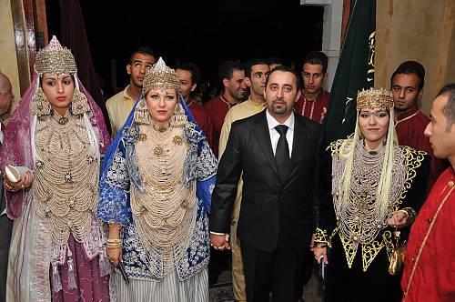 Tlemcen wedding