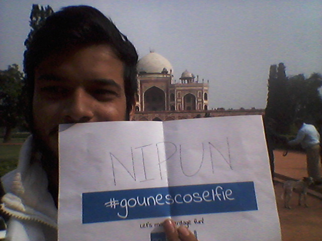 in the memory of Humayun - Humayuns Tomb