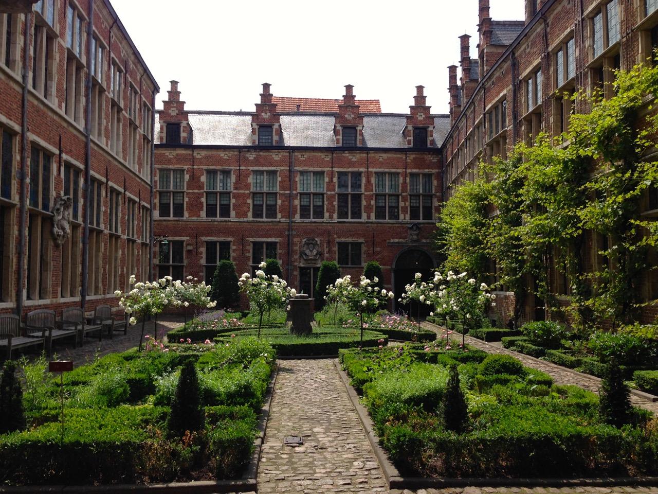 Plantin-Moretus House-Workshops-Museum Complex - Belgium