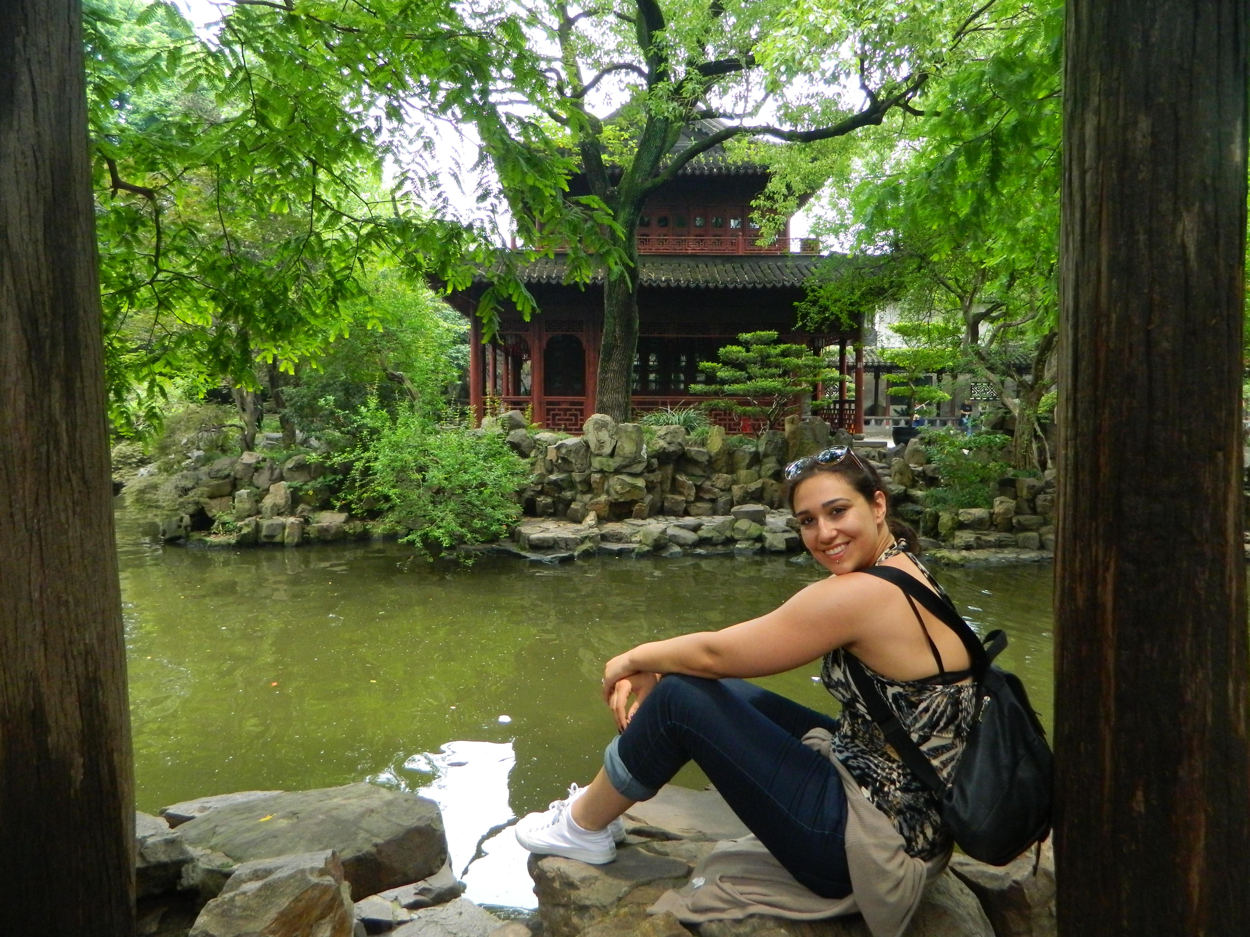 Yuyuan garden shanghai giulia