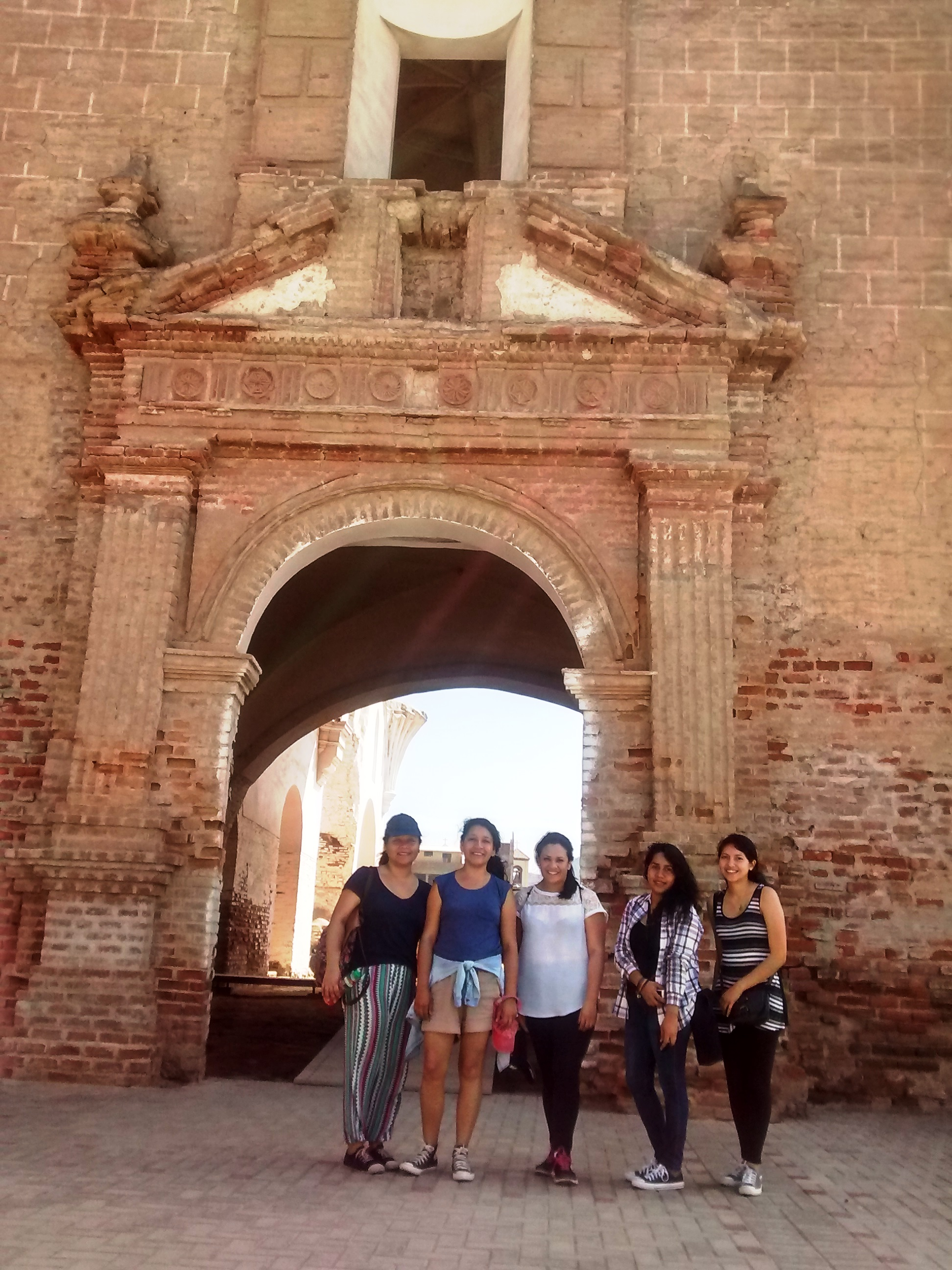 The Lost City Of Zaña