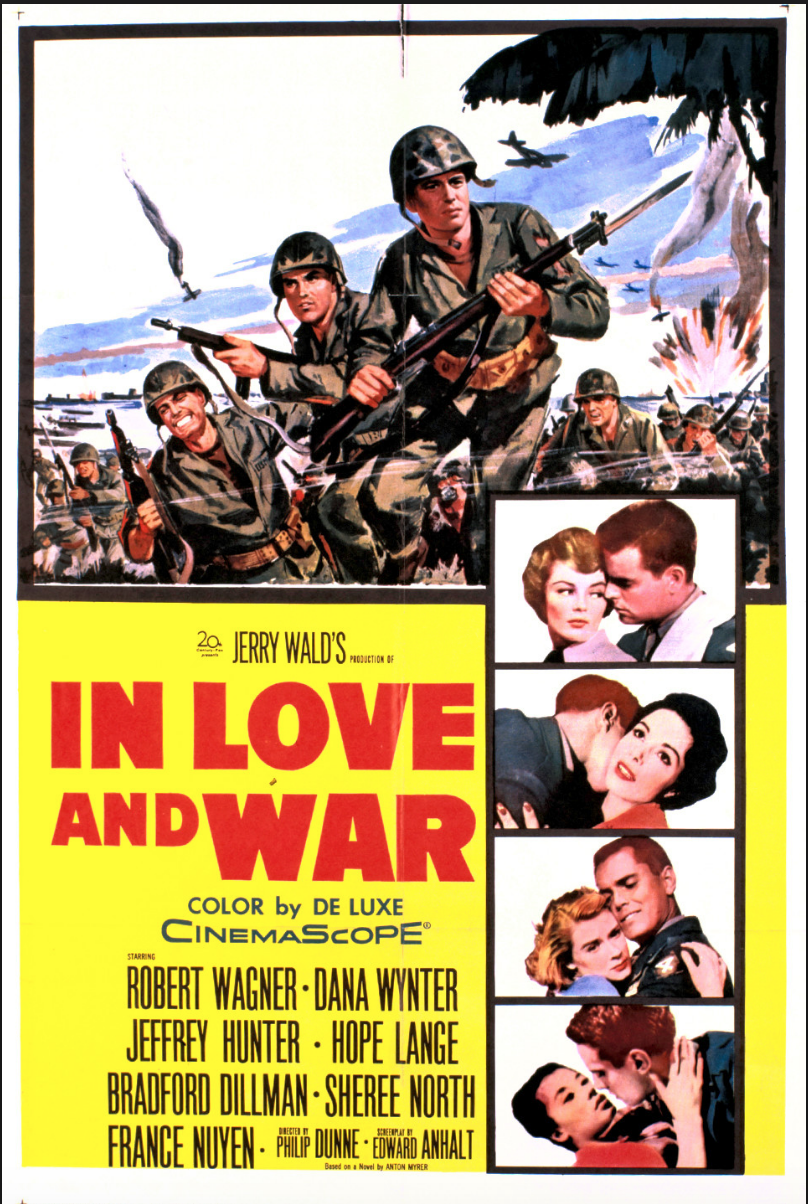 In Love and War - 1958 movie