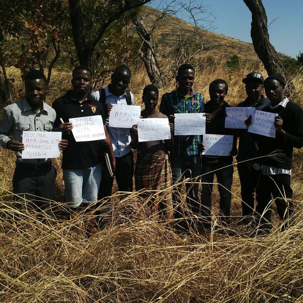 Chilowa Village Nsembe Heritage Site In Malawi