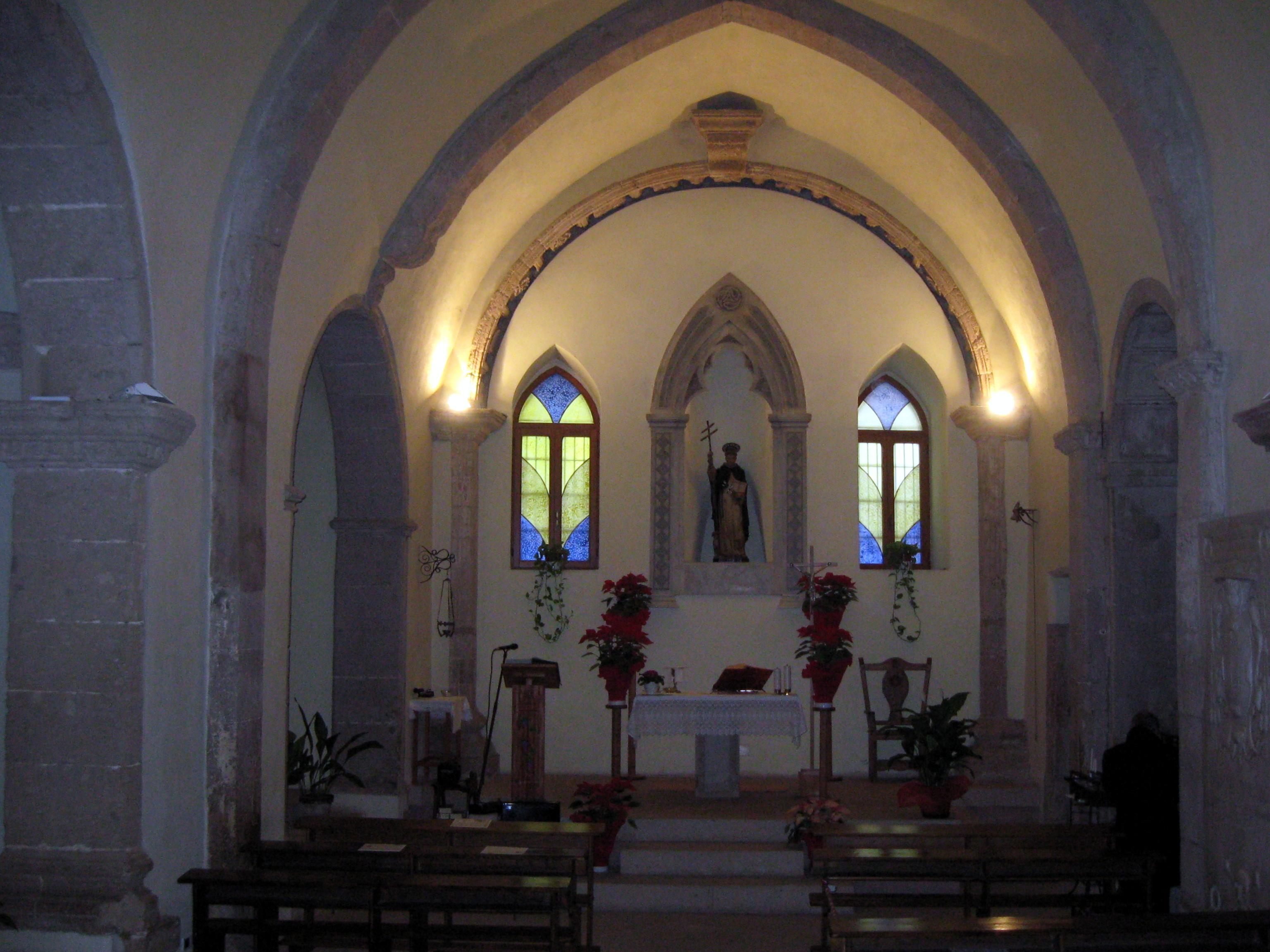 Interior of The Church of San Domenico