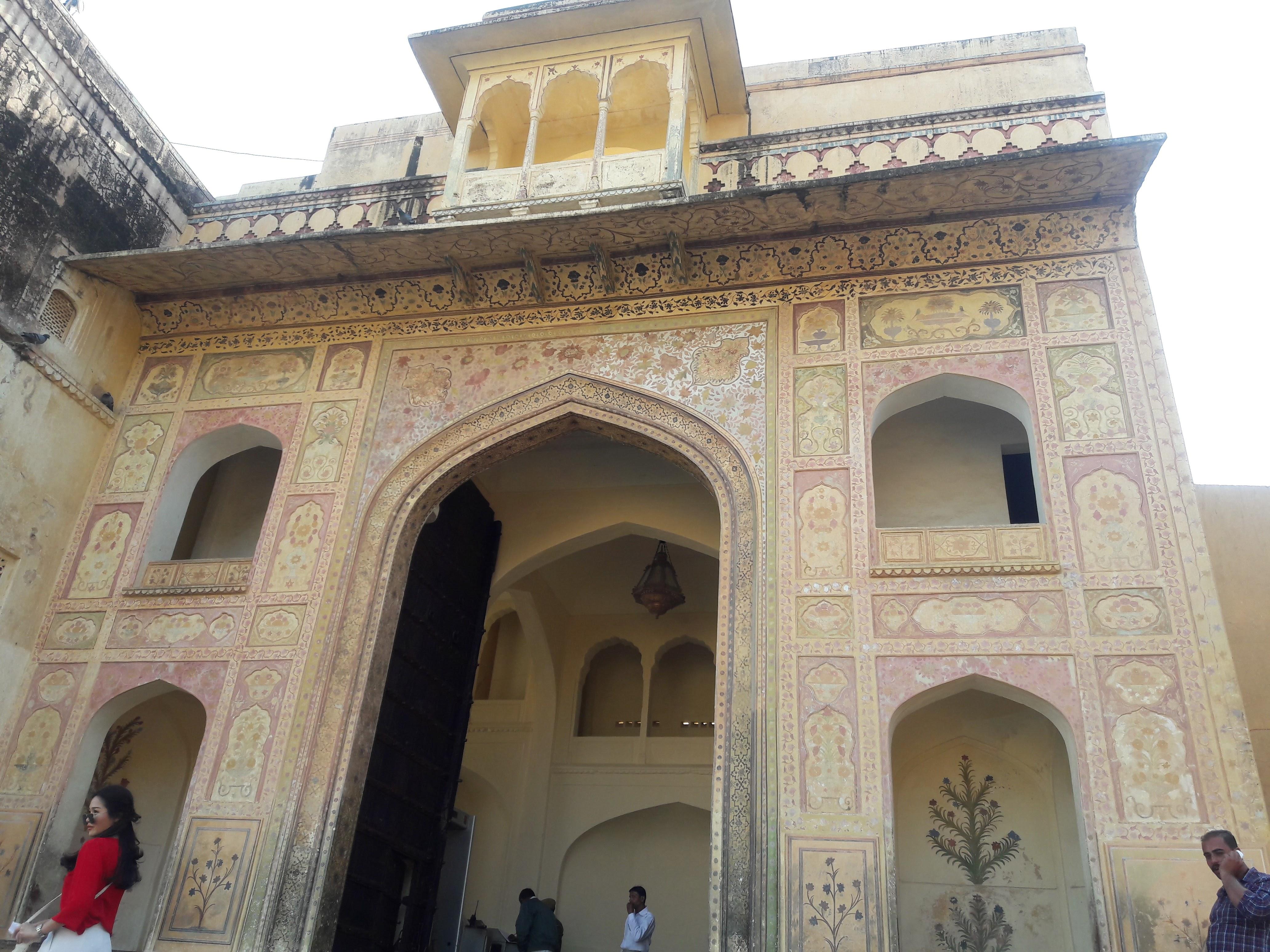 Amer fort jaipur india