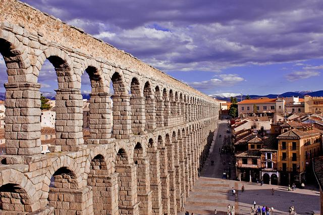 Segovia-aquaduct