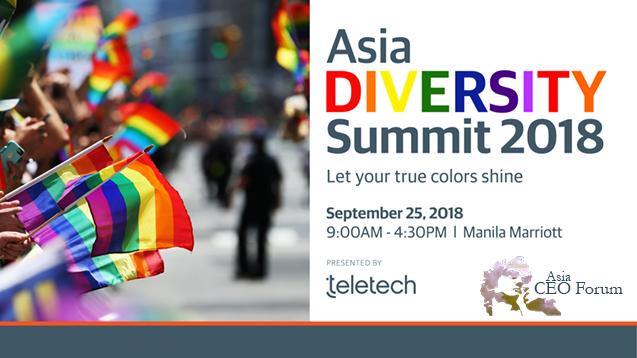 ASIA DIVERSITY SUMMIT 2018