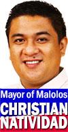 MALOLOS MAYOR NATIVIDAD