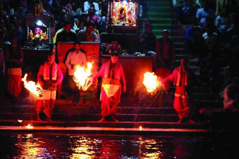 At Haridwar