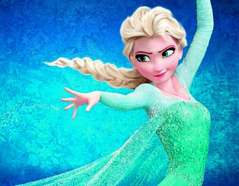 Reports suggest that Queen Elsa might have a girlfriend in  Frozen 2