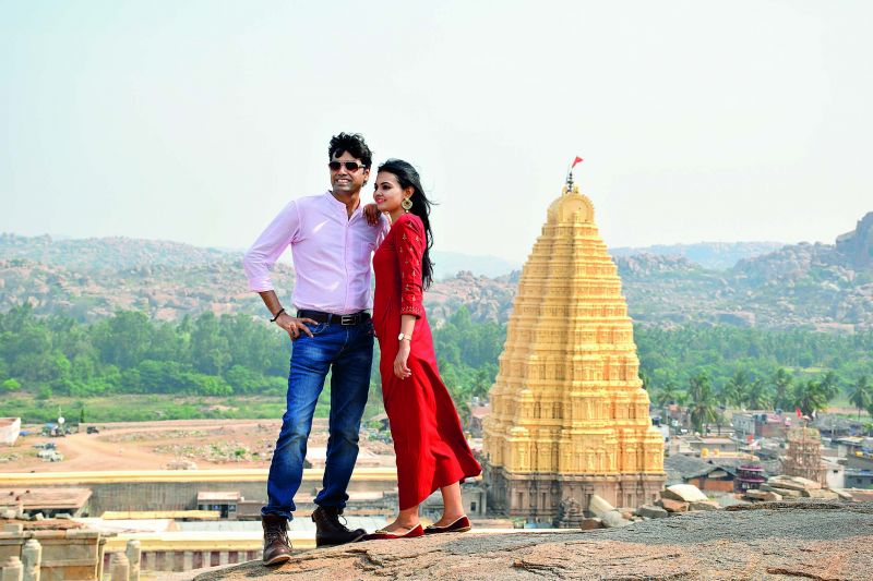 Rishabh and Nirali's Instagram account has 38K followers. They also share their travelogues on their website, Facebook, Twitter and Pinterest –  all named  Gypsycouple