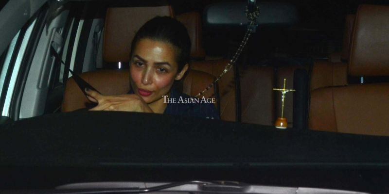 Pictures: Kareena, Karisma, Malaika are in the mood to party