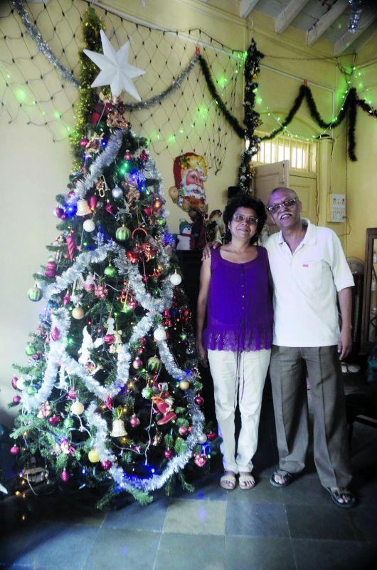Mr. and Mrs. Baptista