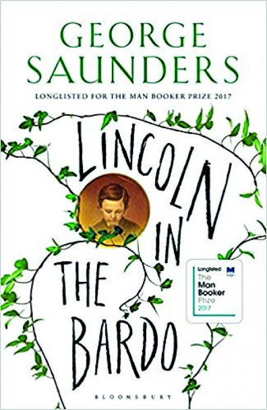 Lincoln in the Bardo Bloomsbury Pages: 344 Price on Amazon: Paperback Rs 419