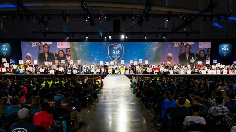 The Intel International Science and Engineering Fair