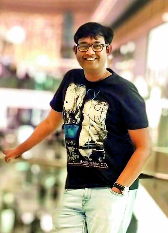 C.G. Prashanth