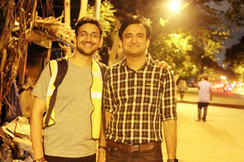 Priyank Deshmukh and Yogesh Chande
