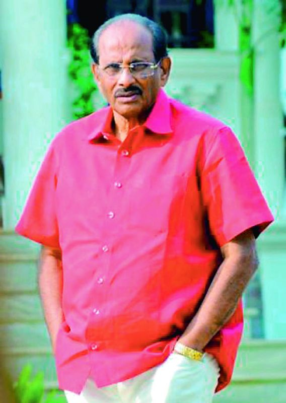 K.V. Vijayendra has written scripts for hit movies, but as a director, he failed in all three films