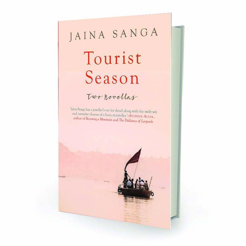 by Jaina Sanga Speaking Tiger Books pp.176, `299