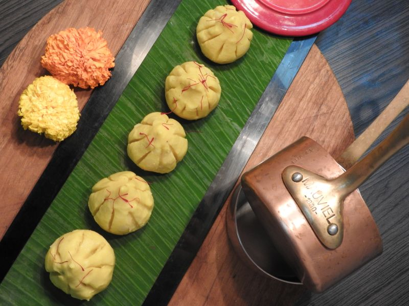 Ukadiche Modak by Vilas Dhankute, Sous Chef at Grand Mercure Bangalore