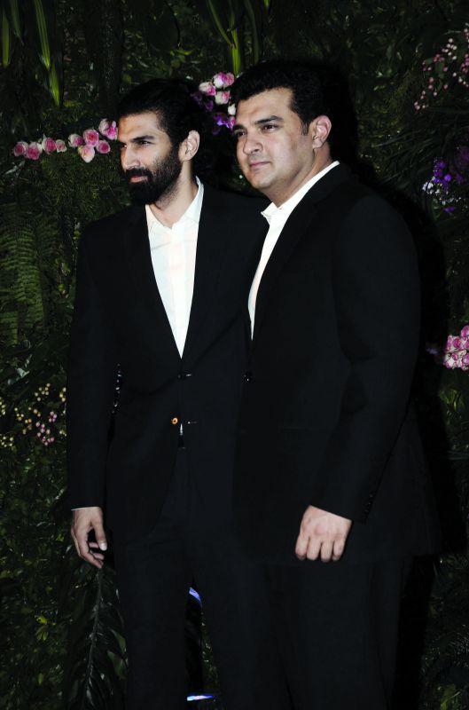 Aditya and Siddharth Roy Kapur.