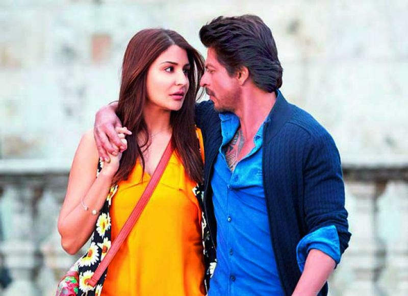 The love story of the film When Harry Met Sejal, is disrupted by the internal conflicts of Harry