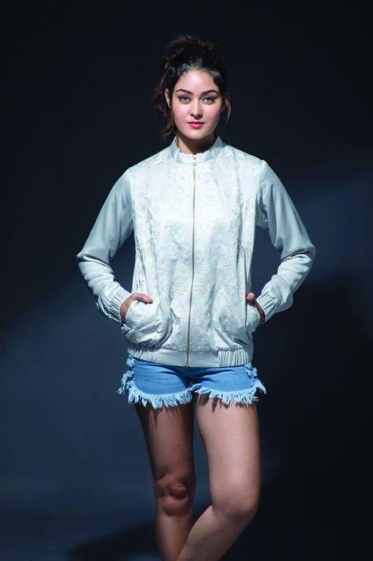 Jacket by Parul J Maurya