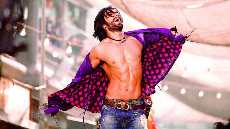 A still from Ram and Leela movie