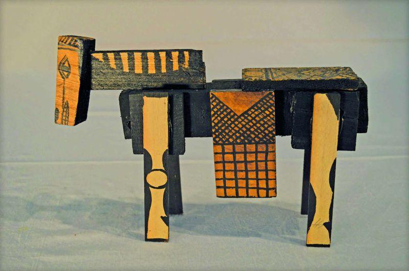 A few of K. Laxma Goud's works