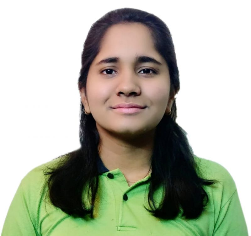 Priyanshi Garg, 100 percentile in Physics in JEE Main 2020