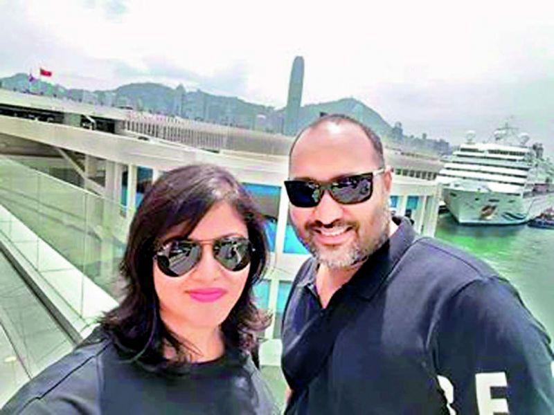 Deepak and Trina