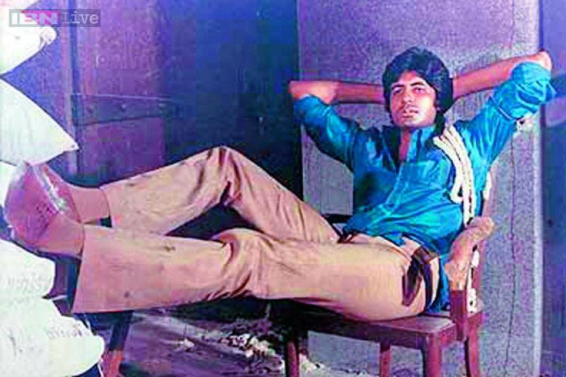 A still from Deewar movie