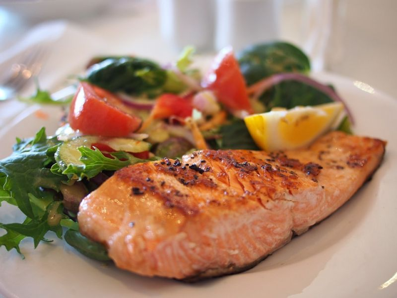 Fish is an excellent source of vitamin D