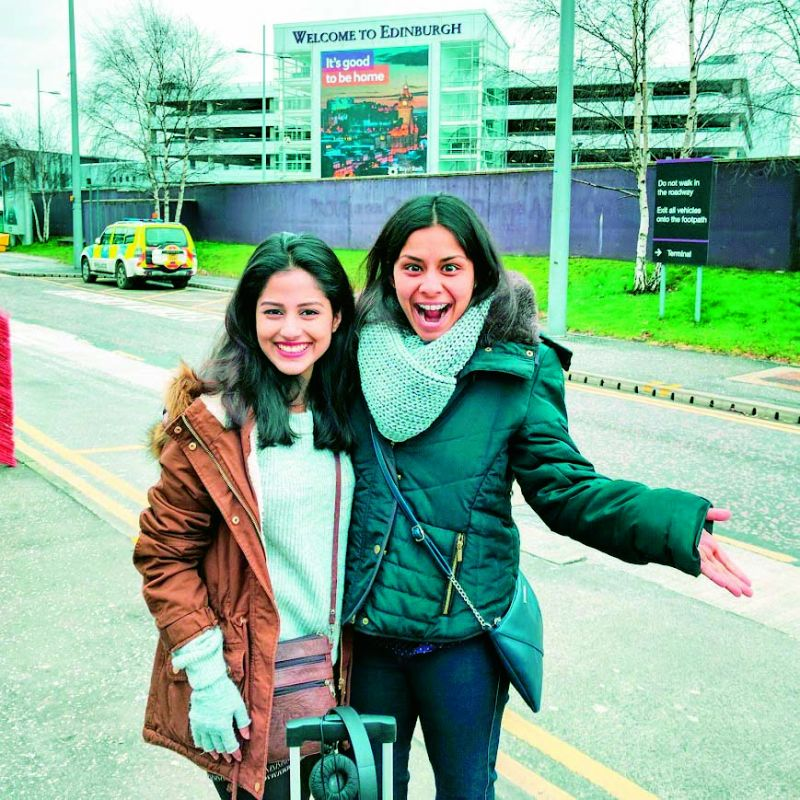 Ankita Narayan residing in the UK and Meenal Viz, an NRI in Prague, were both active bloggers and podcast listeners, wanting to co-host a show. Desi Outsiders became a platform to discuss subjects they were passionate about.